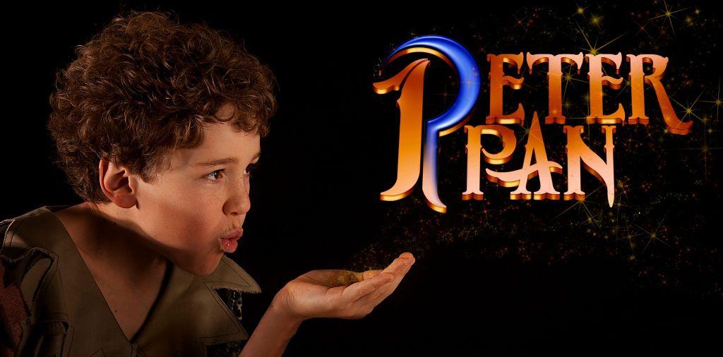 Peter Pan Blowing PixieDust